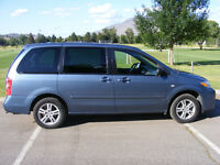 2004 Mazda MPV Minivan, Van One Owner No Accidents
