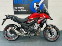 Honda CB500X ULTRA LOW MILES ! STUNNING