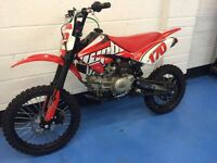 Pit bike 170cc wpb stomp