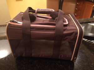 Sherpa airline-approved pet carrier
