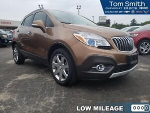 2016 Buick Encore Leather  - Certified - Leather Seat - $162.31
