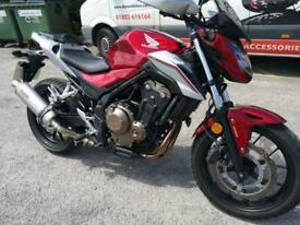 Honda CB500 FA