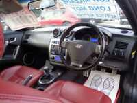 2009 Hyundai Coupe Siii 2