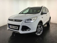 2015 FORD KUGA TITANIUM X TDCI DIESEL 1 OWNER SERVICE HISTORY FINANCE PX WELCOME