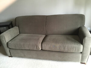Rare used sofa bed @ Rocking chair