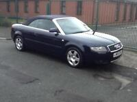 Audi A4 Cabriolet 1.8T 2005 FINANCE AVAILABLE