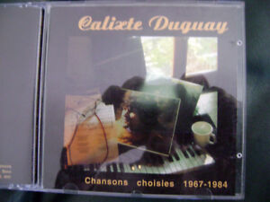 CD - Calixte Duguay (1967-84)  rare