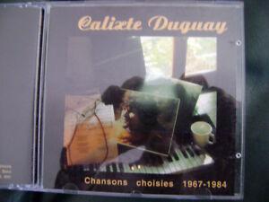 CD - Calixte Duguay (1967-84)  rare