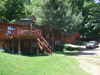 4 Bedroom Viceroy-Style Cottage on Beautiful Horseshoe Lake