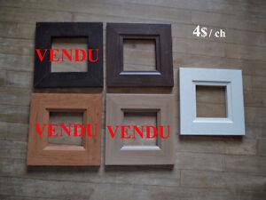 CADRES photos en bois