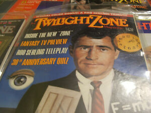 Twilight Zone Magazines Stratford Kitchener Area image 2