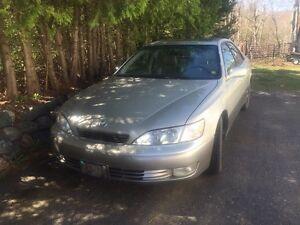 Price Lowered -- 1999 Lexus ES300