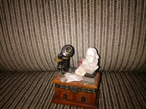"Interesting Shakespeare miniature ""First Night"""
