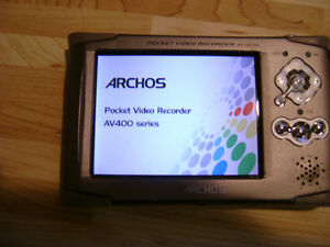 Archos 420 - 20GB Hard Drive with Remote and Cradle