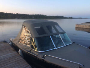 Wanted boat trailer for Lund fisherman 18 ft. Must be wide