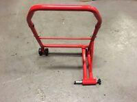 Ducati single sided paddock stand