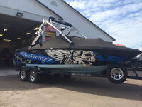 ***Official Wake Boat***