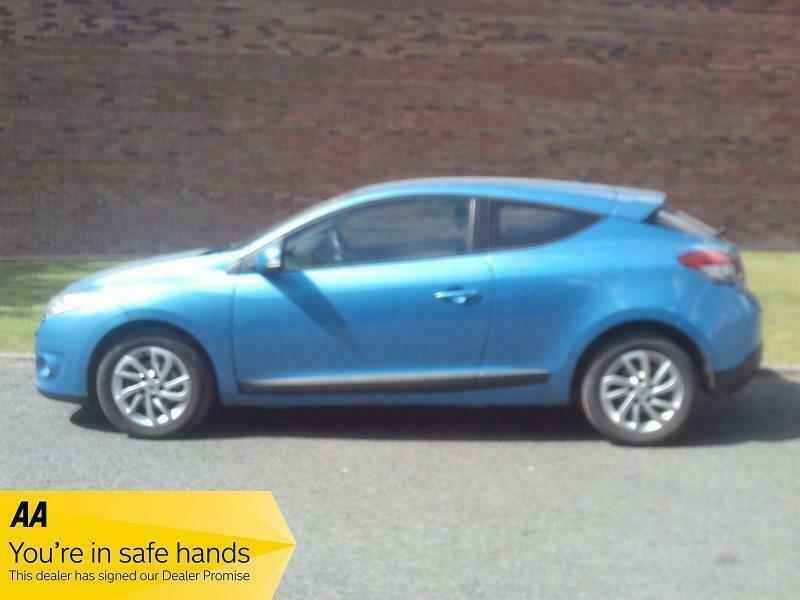2013 Renault Megane EXPRESSION PLUS COUPE Petrol Manual