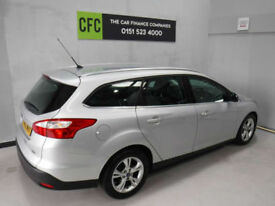 2012 Ford Focus 1.6TDCi 115 Zetec BUY FOR ONLY £130 A MONTH*FINANCE* £0 DEPOSIT