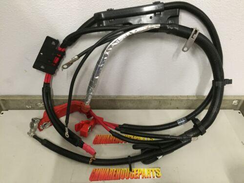[DIAGRAM_5NL]  2007-2010 DURAMAX DIESEL POSITIVE BATTERY CABLE TO STARTER NEW GM #  20837883 | eBay | Lb7 Battery Wiring Diagram |  | eBay