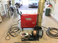 Soudeuse Power Mig 255XT Lincoln electric