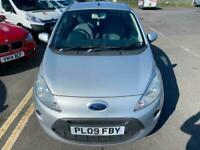 2009 09 FORD KA 1.2 STUDIO.£30 ROAD TAX.PERFECT FIRST CAR.FINANCE.WARRANTY.2KEYS