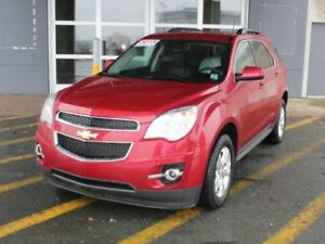 2015 CHEVROLET EQUINOX with Heated Seats and Remote Start!!