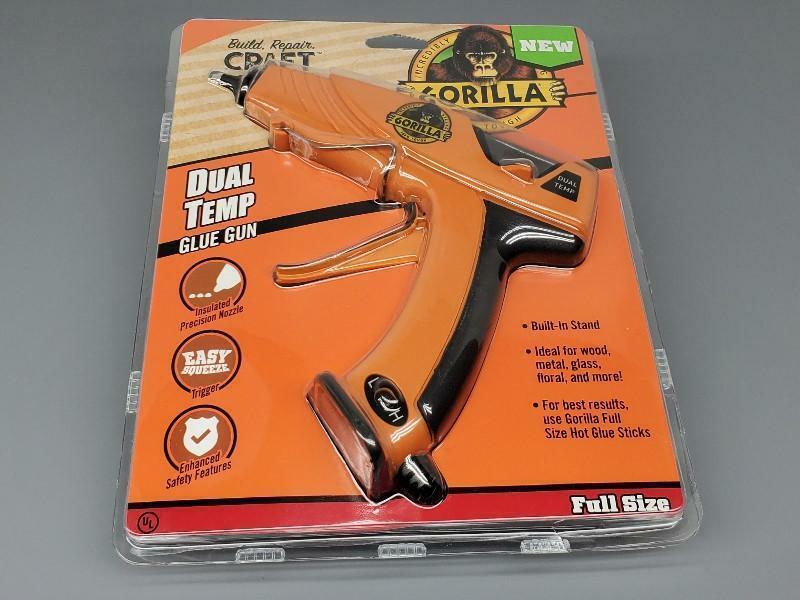 Gorilla Hot Glue Gun Full-Size 100426