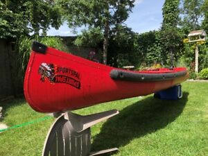 Square Back Canoe | Kijiji in Ontario  - Buy, Sell & Save