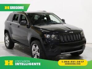 2012 Jeep Grand Cherokee Laredo 4WD AUTO CUIR TOIT OUVRANT CAMERA BLUETOOTH