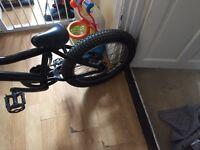 Bmx trail bike jump swap mini rocker