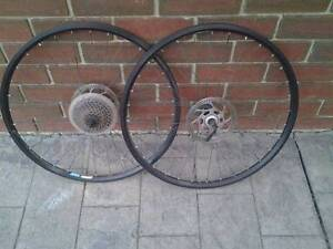 """26"""" MTB Shimano Disc Rims - Hardly Used Mordialloc Kingston Area Preview"""