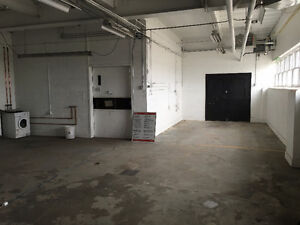 Workshop Space Available Now!