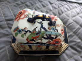 Wedgwood Butter or Cheese dish