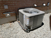 NO COOLING, MOVE AC, GASLINE, DUCTWORK, SMOKE ALARM, WATER TANK