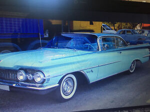 Classic 1959 oldsmobile