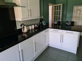 Kitchen units/doors/worktops