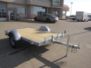 SURE TRAC 5X8 TILT BED UTILITY TRAILER/LEASE, FINANCE OR RENT