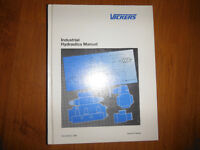 Vickers Industrial Hydraulics Manual 1996 3rd Edition