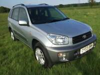 Toyota RAV4 2.0 VVTi GX 5 Dr Only 2 Owners From New In Lovely Original Condition