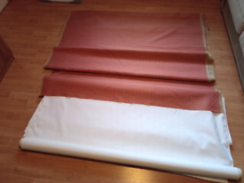 Curtain and Lining Material