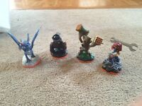 Skylander Giants Characters For Sale