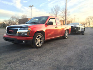 2004 Chevrolet Colorado / GMC Canyon