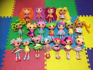 18 Large Size Lalaloopsy Dolls +++$15 EACH or ...