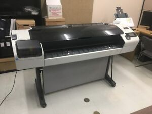 Plotter - HP DesignJet T1300 - 44 inches - Dual Roll