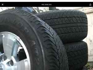 Winter spare wheels&tires