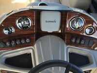 2015 Avalon Catalina Fish 23' Rear Fish