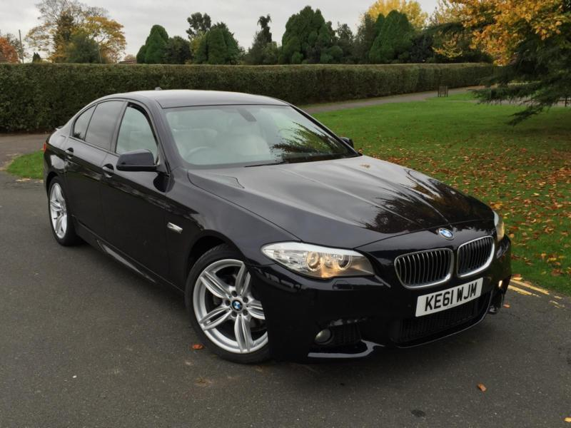 BMW 5 SERIES 520D M SPORT 201261  in Ilford London  Gumtree
