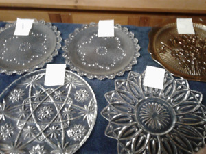 assorted old Plates and Bowls