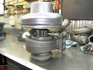 Rebuilt Holset HT60 turbocharger
